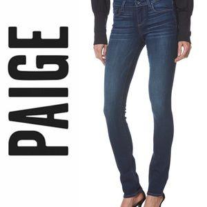 Paige Jeans Women's Skyline Skinny Jeans, Size 28